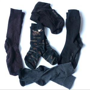 Men's Dress Sock Set of 5
